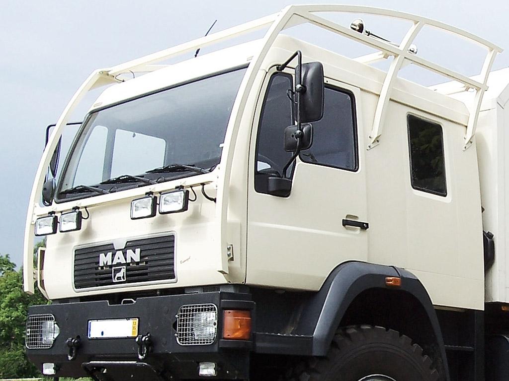 Astabweiser Offroad Wohnmobil LKW Expeditionsfahrzeug