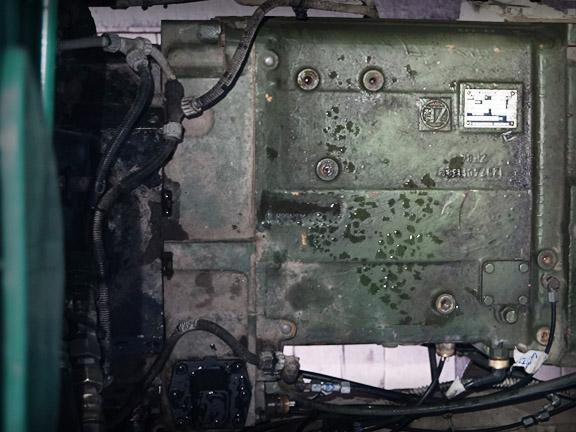 MAN KAT - ZF Split Getriebe Umbau - TRIALSPORTS