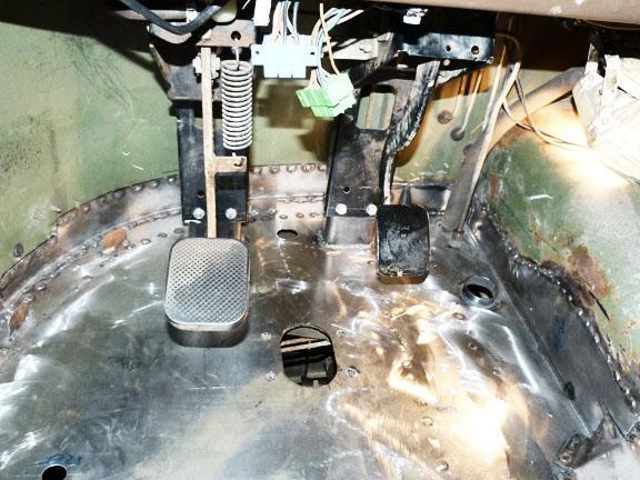 IFA L60 - Karosserie Reparatur -. TRIALSPORTS
