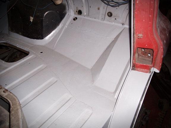 Ford FK - Karosserie Reparatur - TRIALSPORTS