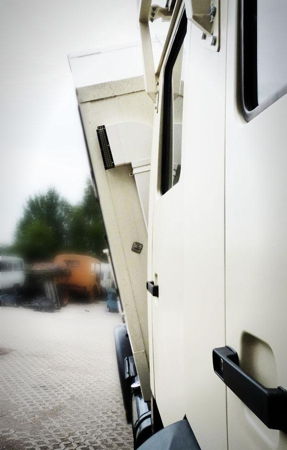 Vier Punkt Lager - Wohnmobil - TRIALSPORTS