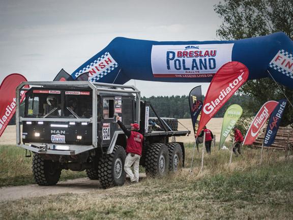 Breslau Rallye 2018 - ÖAF Körber - TRIALSPORTS