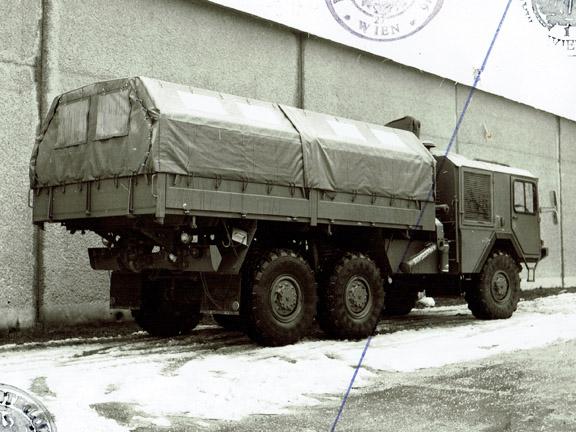 ÖAF Originalzustand 1977