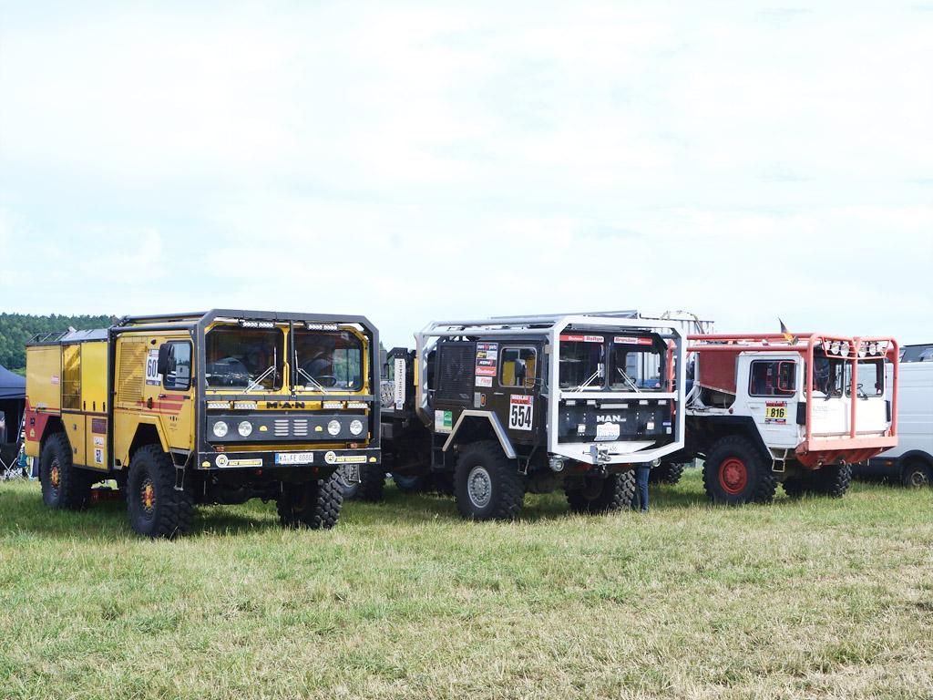 Rallye Umbau - TRIALSPORTS
